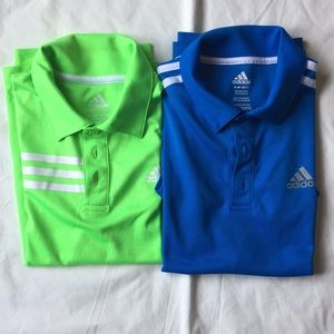 Adidas Boy's Active performance Shirts M (10-12)